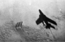 Suez Crisis aerial photograph French Thunderflash