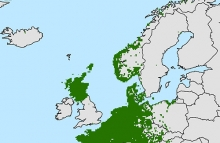 NCAP finding aids cover northern Europe