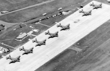 RAF aerial images released