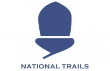 Aerial photography of the River Thames Path National Trail