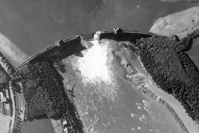 The Dambusters Raid Ncap National Collection Of Aerial